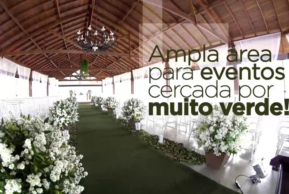 Video Institucional - Espaço Canto Verde